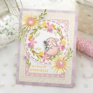 Papertrey Ink Sweet Hoppiness Dies class=