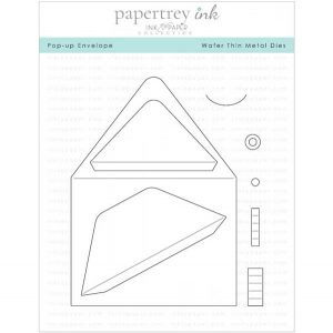 Papertrey Ink Pop-up Envelope Die