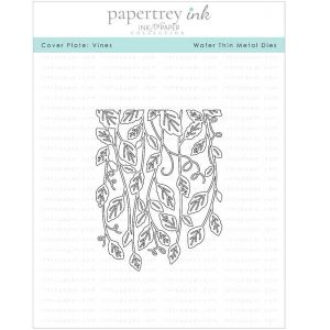 Papertrey Ink Cover Plate: Vines Die