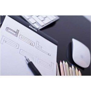 """Rhodia Paper Dot Pad 6""""X8.25"""" class="""
