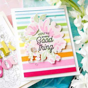 Pinkfresh Studio Sending Love & Hugs class=