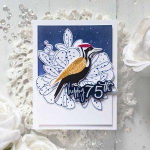 Papertrey Ink Just Sentiments: Milestones II Stamp class=