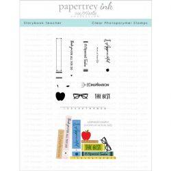 Papertrey Ink Storybook Teacher Stamp