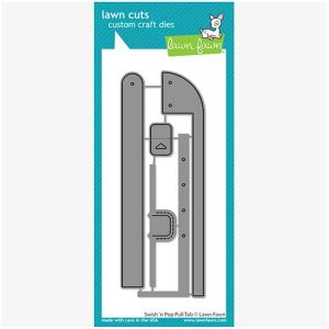 Lawn Fawn Swish 'n Pop Pull Tab