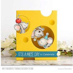 My Favorite Things BB Mice Day to Celebrate Die-namics