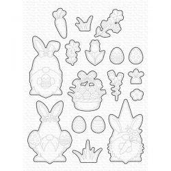 My Favorite Things BB Spring Gnomes Die-namics