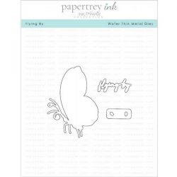 Papertrey Ink Flying By Die