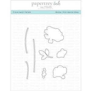 Papertrey Ink Prominent Petals Die