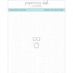 Papertrey Ink Storybook Teacher Die