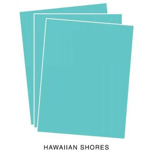Papertrey Ink Hawaiian Shores Cardstock
