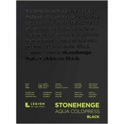 Stonehenge Aqua Coldpress Pad - Black