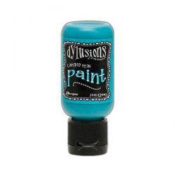 Dylusions Blendable Acrylic Paint - Calypso Teal