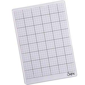 """Sizzix Sticky Grid 6""""X8.5"""" 5/Pkg class="""