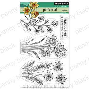 Penny Black Perfumed Stamp Set
