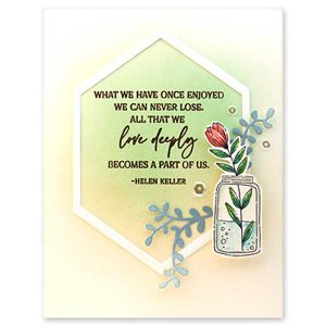 Penny Black Condolences Stamp Set class=