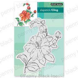 Penny Black Florescence Stamp