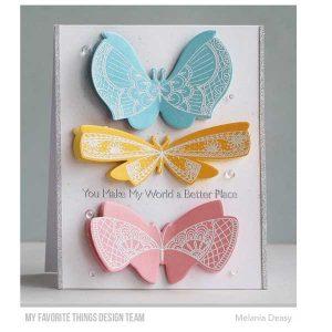 My Favorite Things More Brilliant Butterflies Die-namics class=