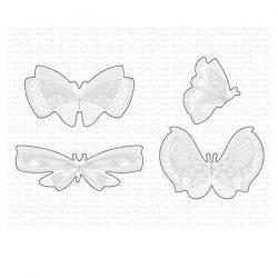 My Favorite Things More Brilliant Butterflies Die-namics