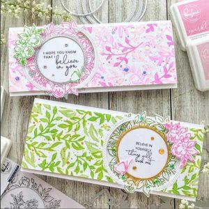 Pinkfresh Studio English Garden Die Set class=