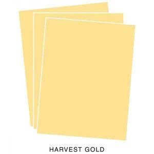 Papertrey Ink Harvest Gold Cardstock