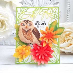 Papertrey Ink Just Sentiments: Summer Mini Stamp class=