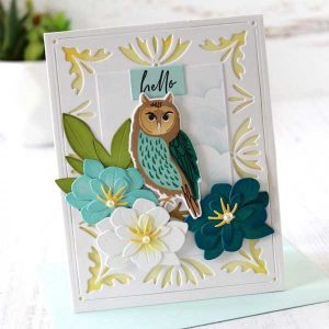 Papertrey Ink Feathered Friends Mini 11 Stamp class=