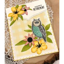 Papertrey Ink Feathered Friends Mini 11 Die
