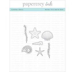 Papertrey Ink Summer Shells Die