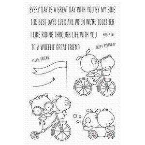 My Favorite Things Wheelie Great Friend