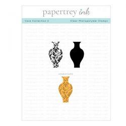 Papertrey Ink Vase Collection 2 Stamp