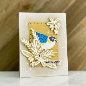 Papertrey Ink Feathered Friends Mini 12 Stamp class=