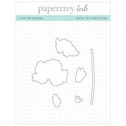 Papertrey Ink From the Garden Die