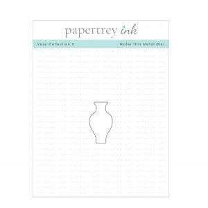 Papertrey Ink Vase Collection 2 Die