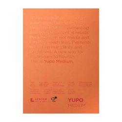 "Yupo Paper Pad- White, 5"" x 7"""