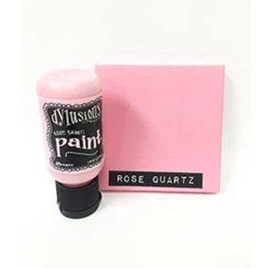 Dylusions Blendable Acrylic Paint – Rose Quartz class=