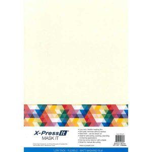 X-Press It Mask It Sheets