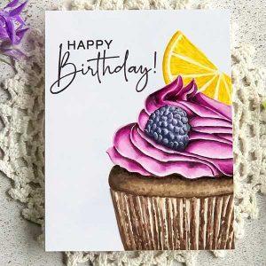 Colorado Craft Company Citrus Berry Cupcake-Big & Bold class=