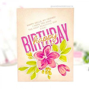Papertrey Ink Mash-Up Birthday Stamp class=
