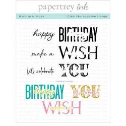 Papertrey Ink Mash-Up Birthday Stamp