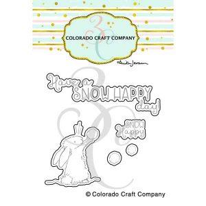 Colorado Craft Company Snow Happy Die