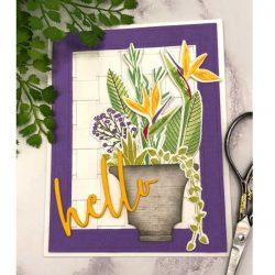 Papertrey Ink Vase Collection 3 Die
