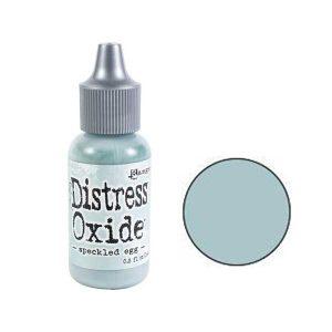 Tim Holtz Distress Oxide Ink Pad Reinker - Speckled Egg