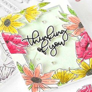 Concord & 9th Heartfelt Blossoms stamp set class=