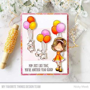 My Favorite Things TI Smell the Cake Stamp Set class=