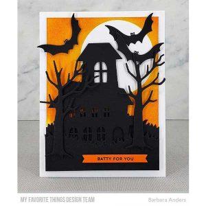 My Favorite Things Spooky House Die-namics class=
