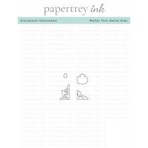 Papertrey Ink Storybook Halloween Die