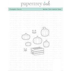 Papertrey Ink Pumpkin Party Die