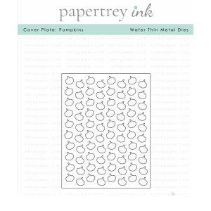 Papertrey Ink Cover Plate: Pumpkins Die