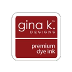 Gina K Designs Ink Cube - Cherry Red