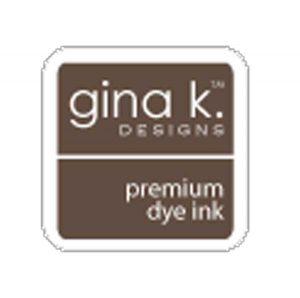 Gina K Designs Ink Cube – Dark Chocolate
